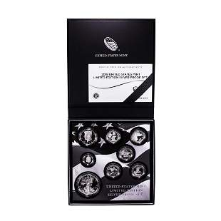 2018 United States Limited Edition Silver Proof Set