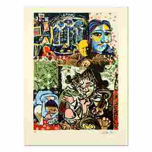 """Henrie (1932-1999) """"Henri Picasso"""" Limited Edition"""