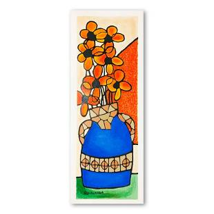 Avi Ben-Simhon Limited Edition Serigraph on Paper