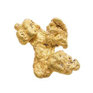 5.28 Gram Montana Gold Nugget