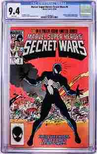 Marvel Comics Marvel Super Heroes Secret Wars #8 Comic