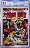 Marvel Comics The Invincible Iron Man #55 Comic Book
