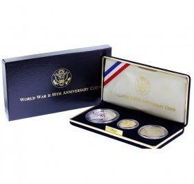 1991-1995 World War Ii 50th Anniversary Commemorative