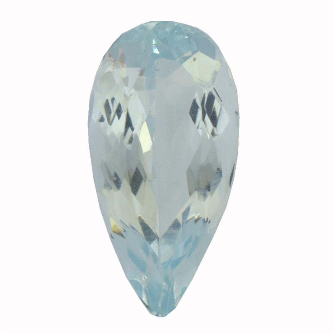 4.68ctw Pear Aquamarine Parcel