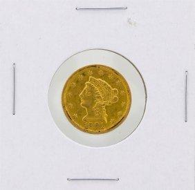 1901 $2.5 Liberty Head Quarter Eagle Gold Coin