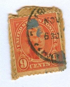 Thomas Jefferson Postage Stamp