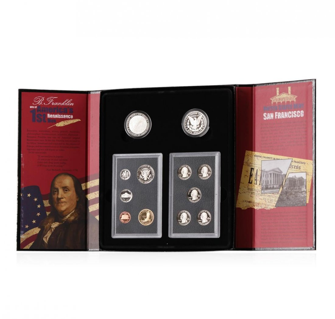 2006 United States Mint American Legacy Coin Collection - 2