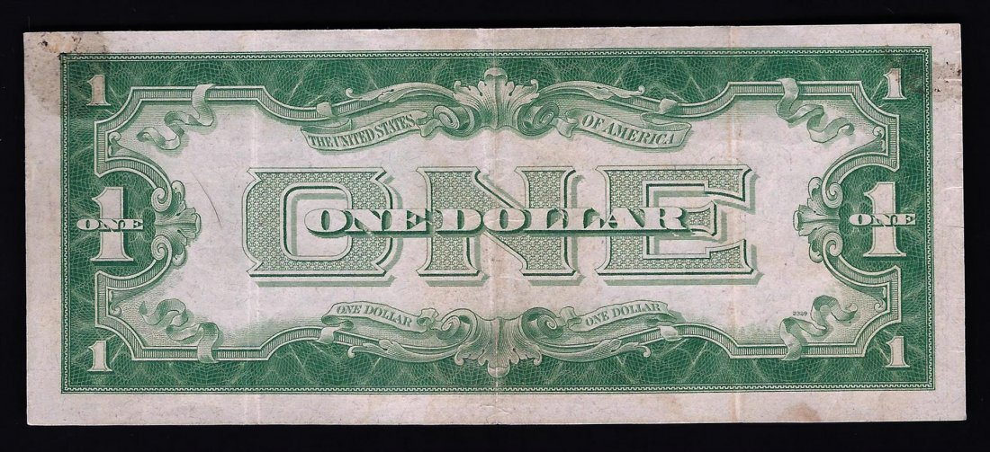 1934 $1 Silver Certificate Bank Note - 2