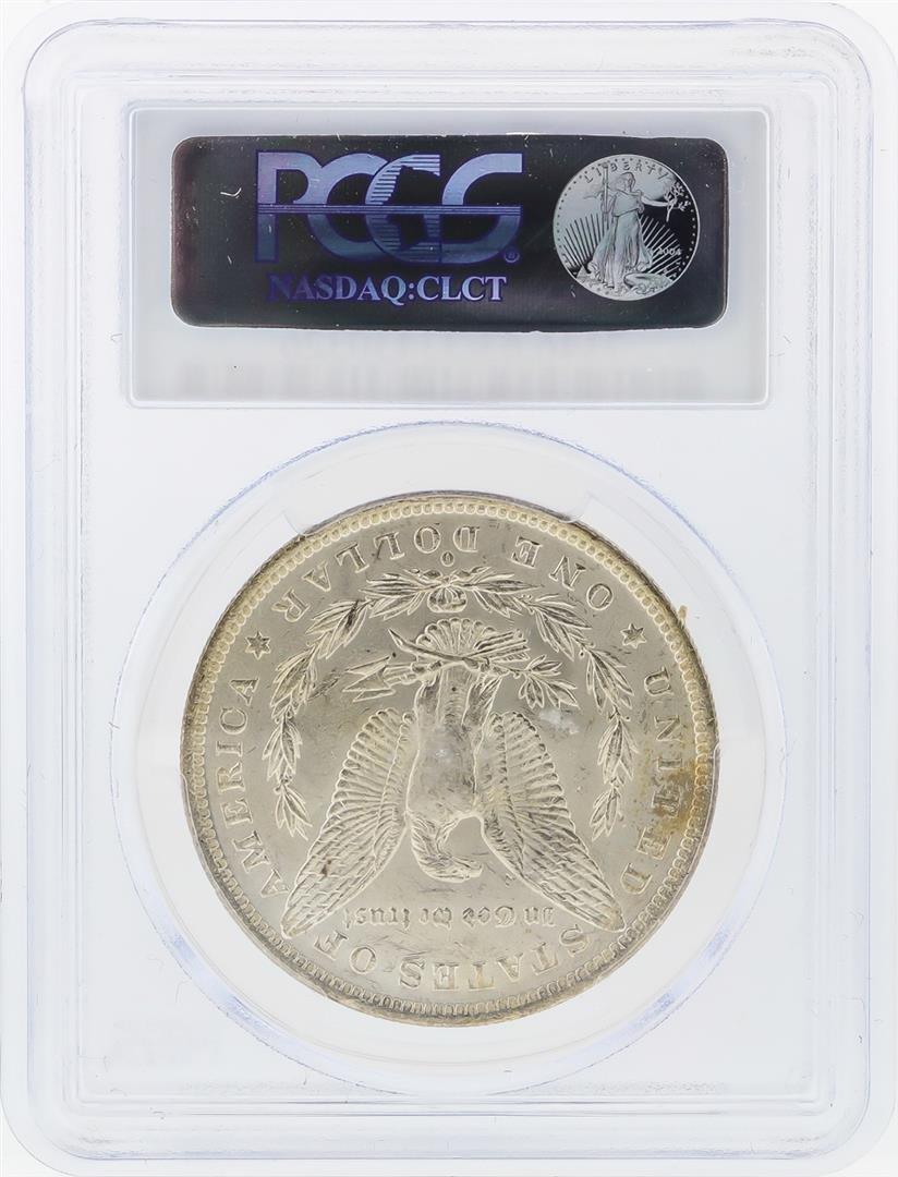 1883-O $1 Morgan Silver Dollar PCGS Graded MS63 - 2