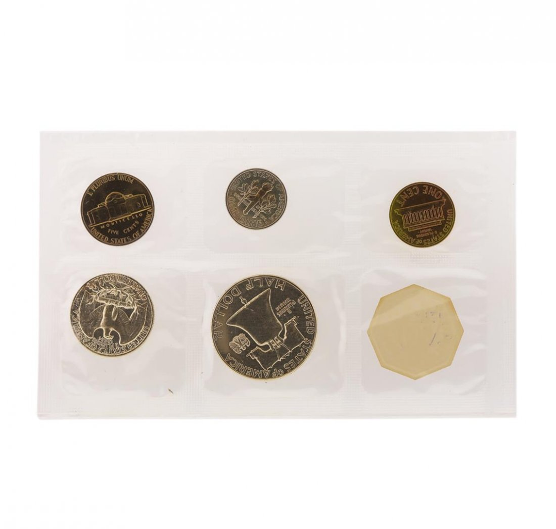 1962 (5) Coin Proof Set - 3