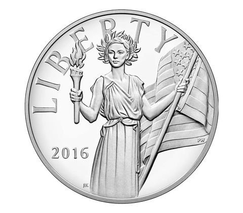2016-W American Liberty Silver Medal - Sold Out in 3