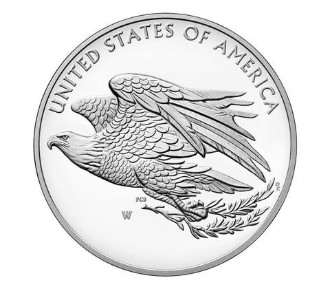 2016-W American Liberty Silver Medal - Sold Out in 3 - 2