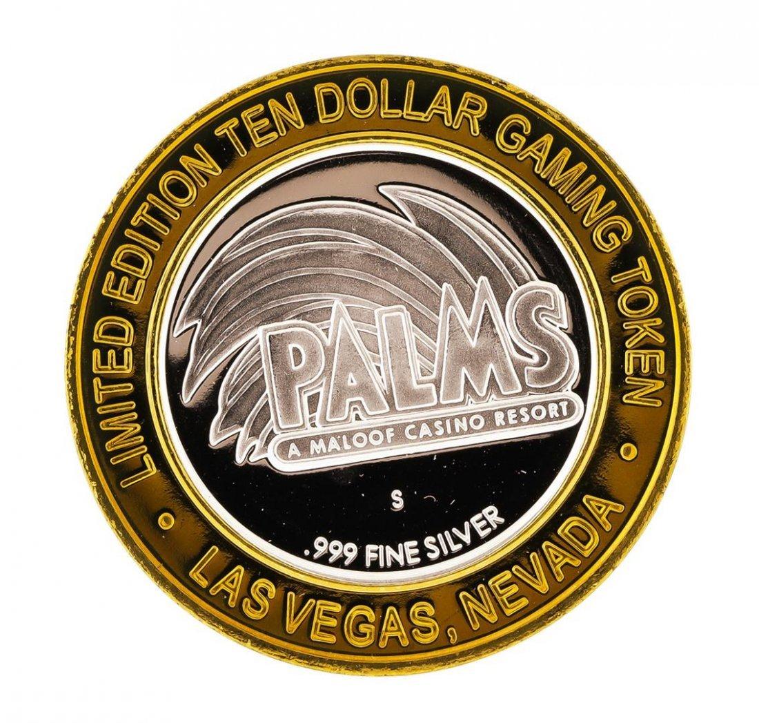 .999 Silver Palms Casino Resort Las Vegas, NV $10