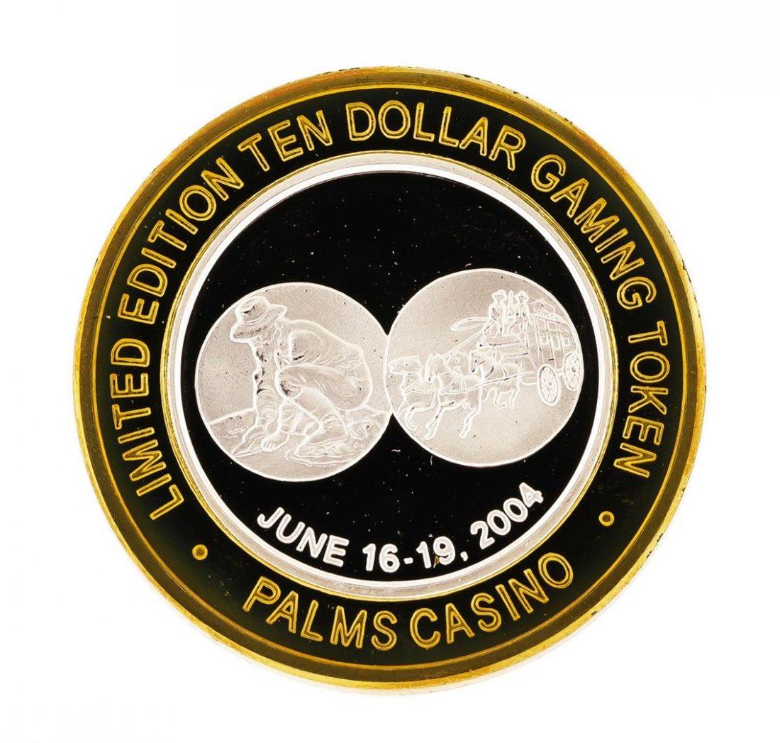 .999 Silver Palms Casino Resort Las Vegas, NV $10 - 2