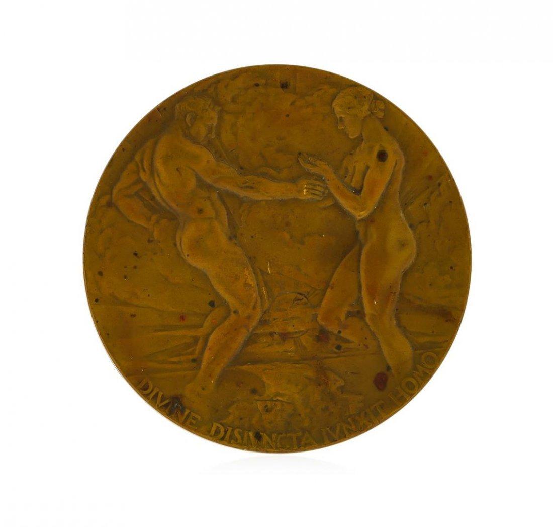 1915 Panama Pacific World Fair Exposition Medal