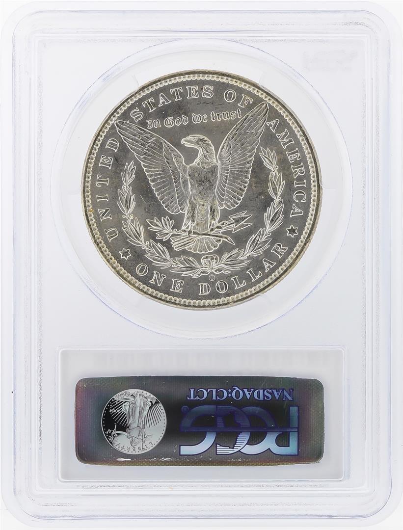 1888-O $1 Morgan Silver Dollar Coin NGC Graded MS63 - 2