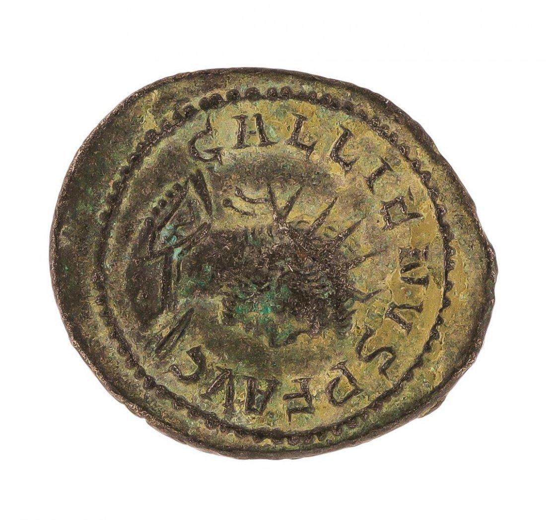 253-268 AD Roman Gallienus Ancient Coin