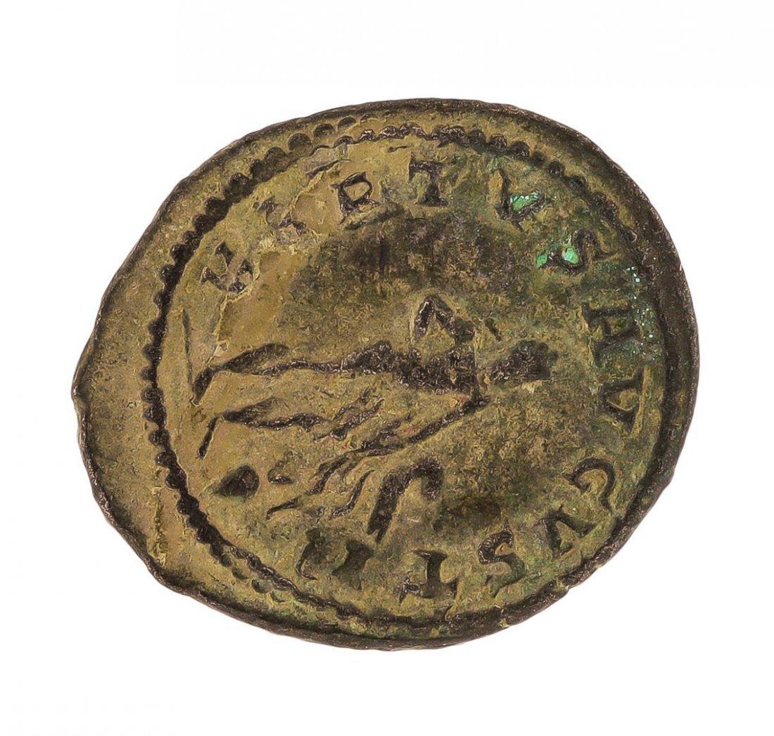 253-268 AD Roman Gallienus Ancient Coin - 2