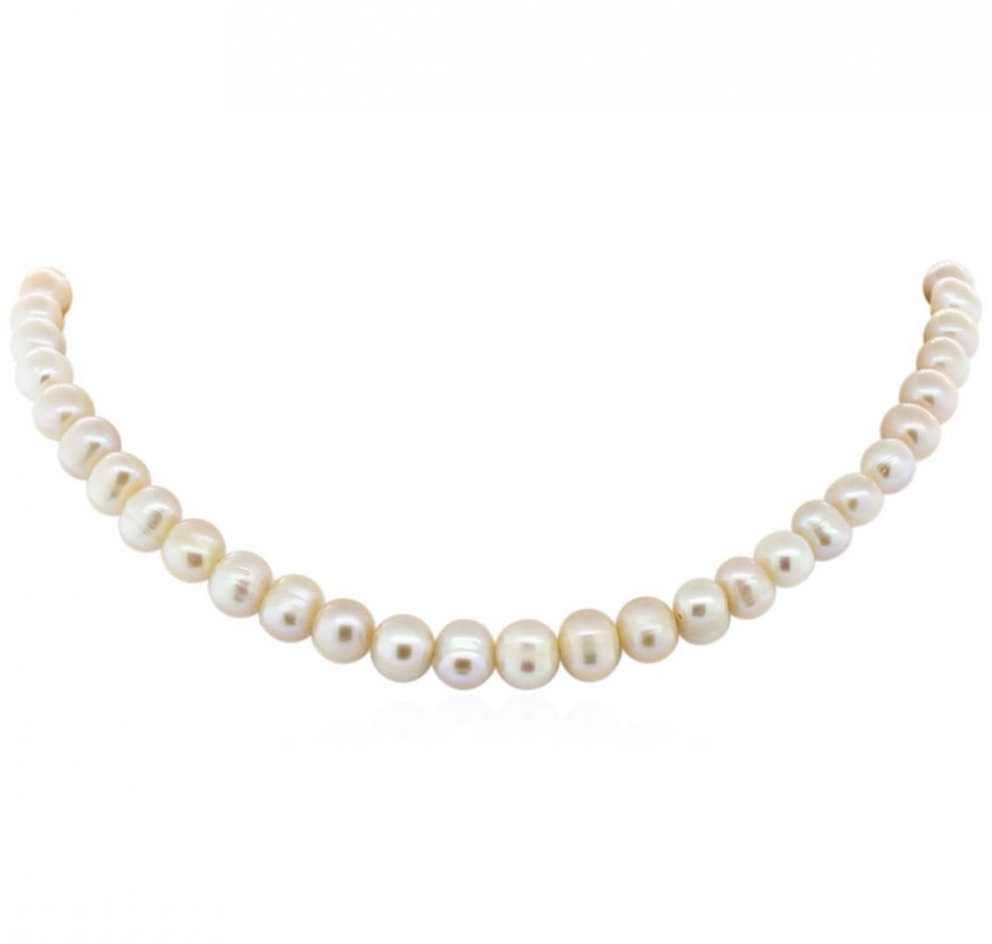 7-9MM Cultured Pearl Loose Strand Necklace