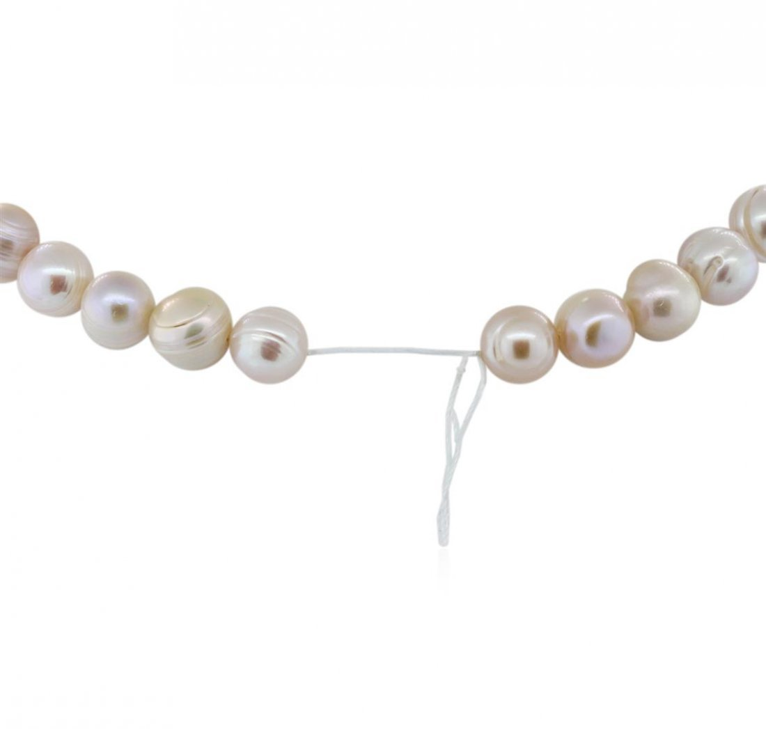 9-10MM Cultured Pearl Loose Strand Necklace - 2