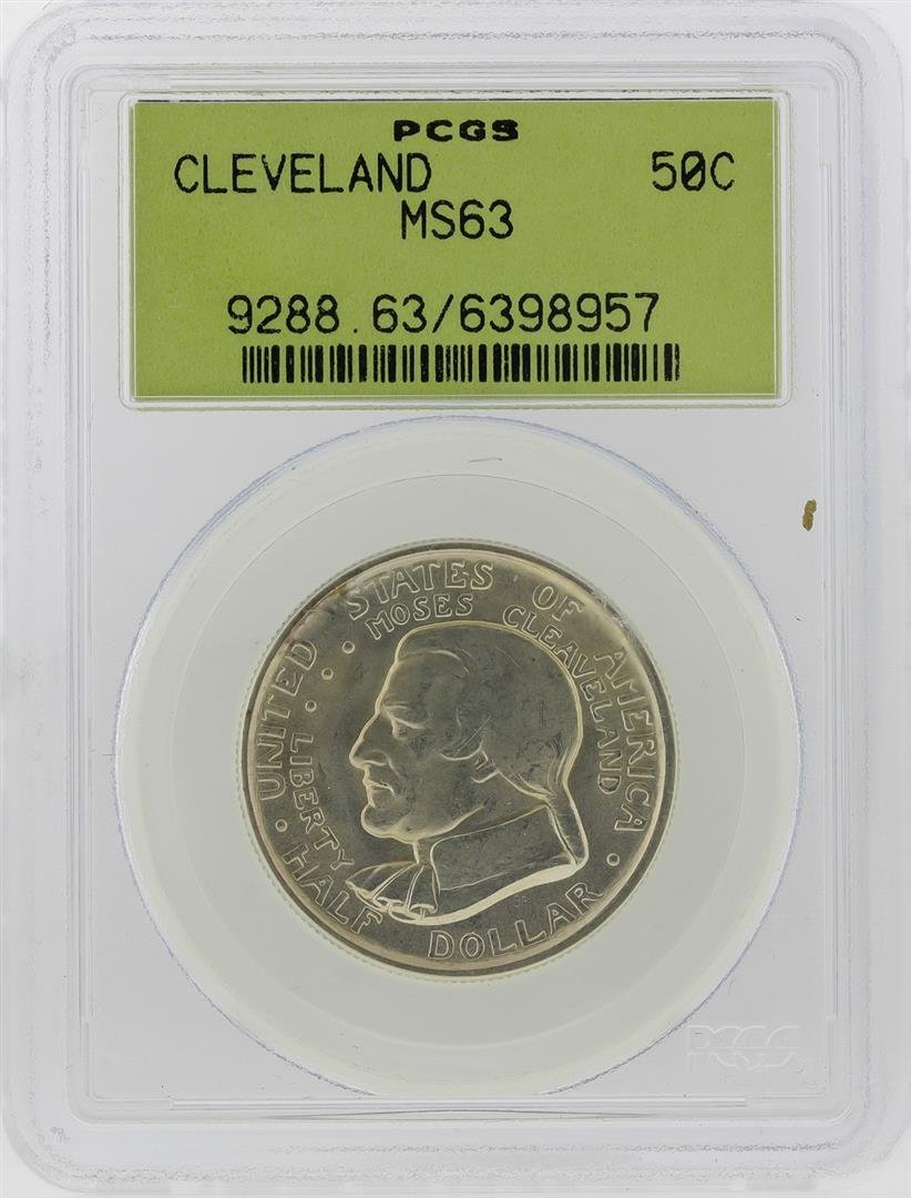 1936 Cleveland Great Lakes Exposition Commemorative