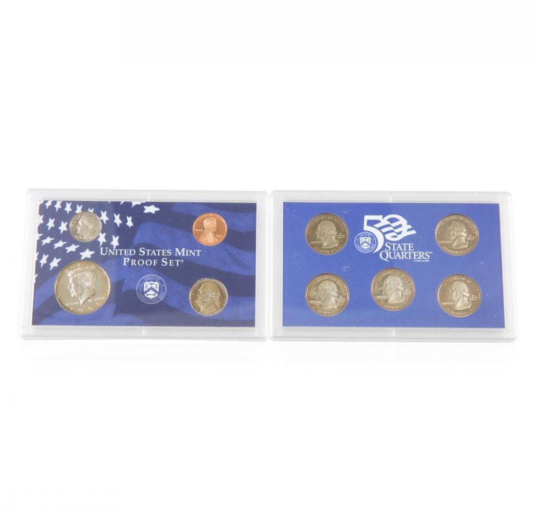 1999-2006 United States Mint Proof Sets - 3