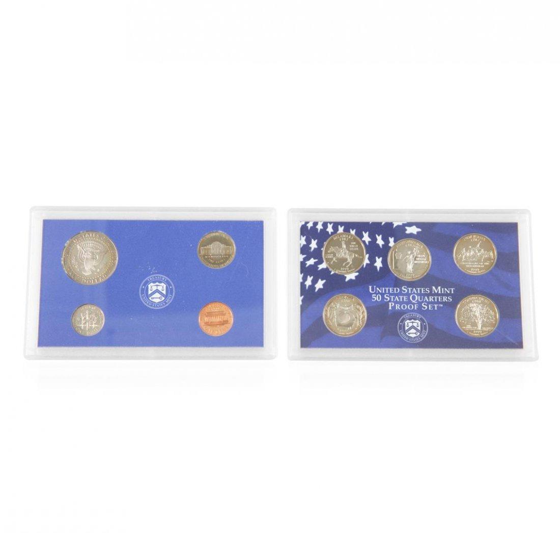 1999-2006 United States Mint Proof Sets - 4