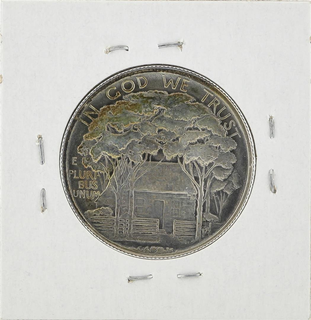 1922 Grant Memorial Commemorative Half Dollar Coin - 2