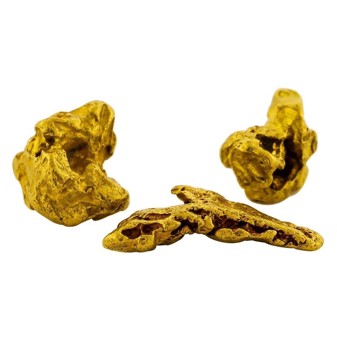 4.68 gram Gold Nugget