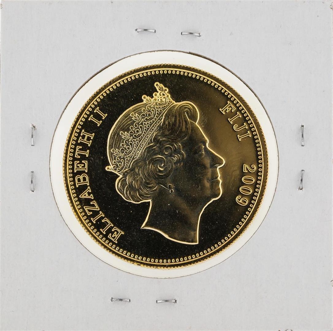 2009 $1 Fiji Giant Panda Coin - 2