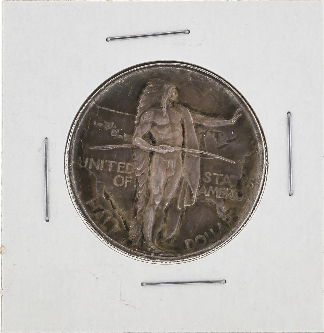 1926-S Oregon Trail Memorial Commemorative Half Dollar