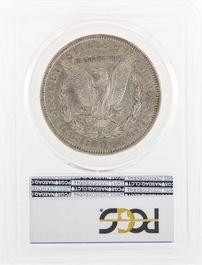 1878 7TF $1 Morgan Silver Dollar Coin Reverse 1879 PCGS - 2