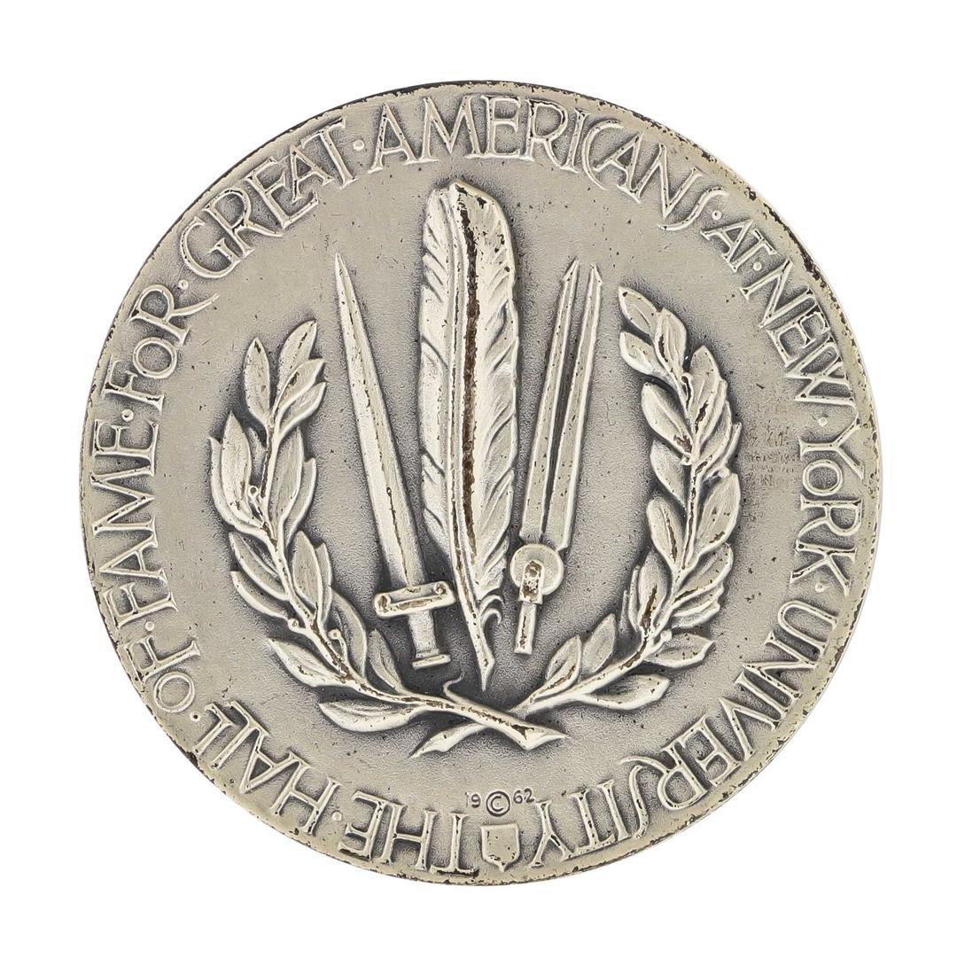 1962 Thomas Jefferson Medallic Art Co N.Y. 1.56 oz .999 - 2