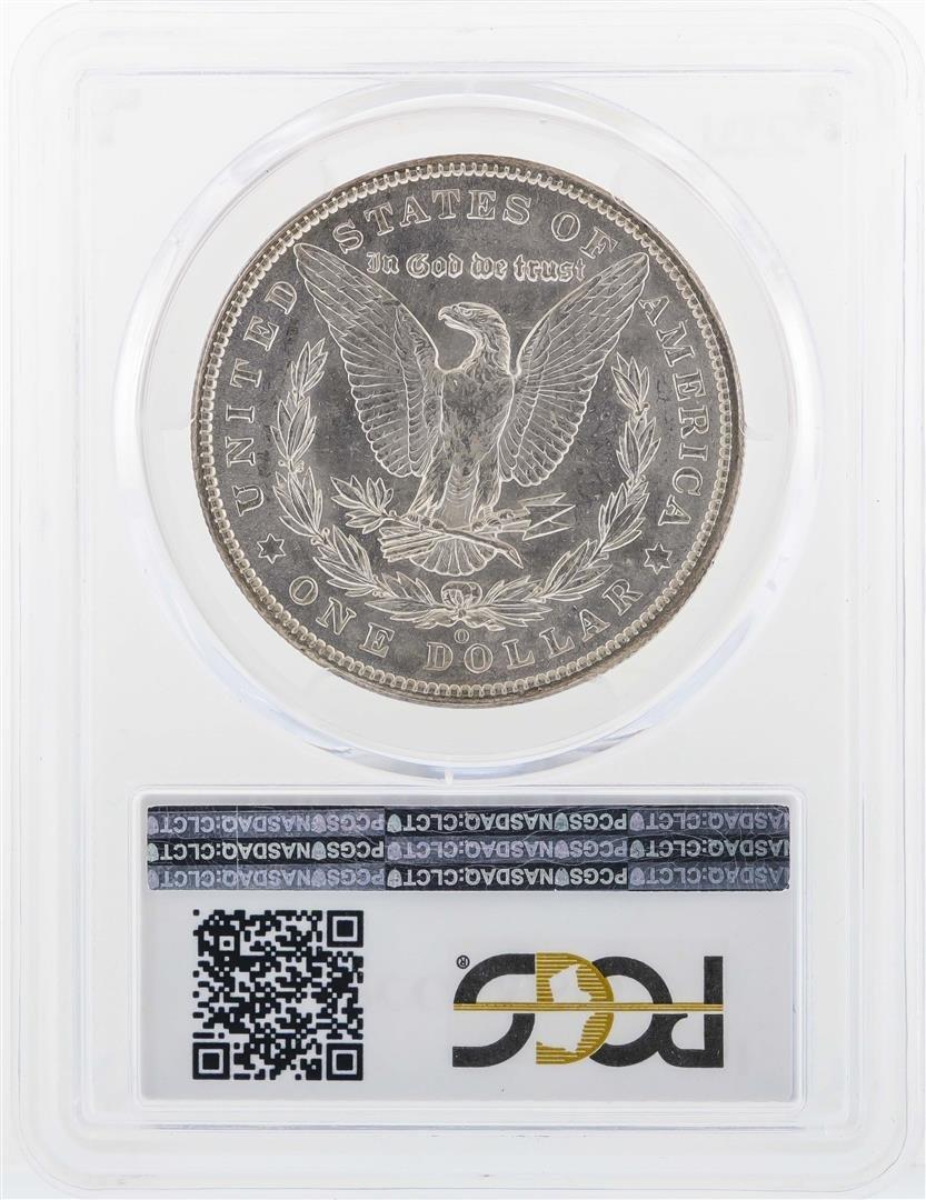 1903-O $1 Morgan Silver Dollar Coin PCGS MS63 - 2