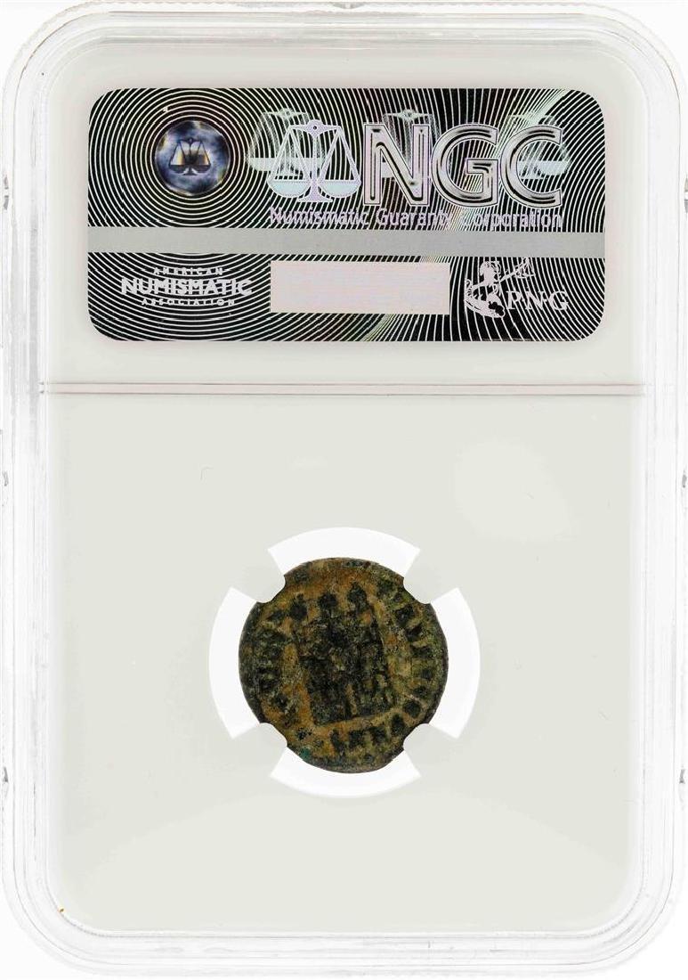 Roman Empire AD 308-324  Licinius I AE3 (BI Nummus) - 2