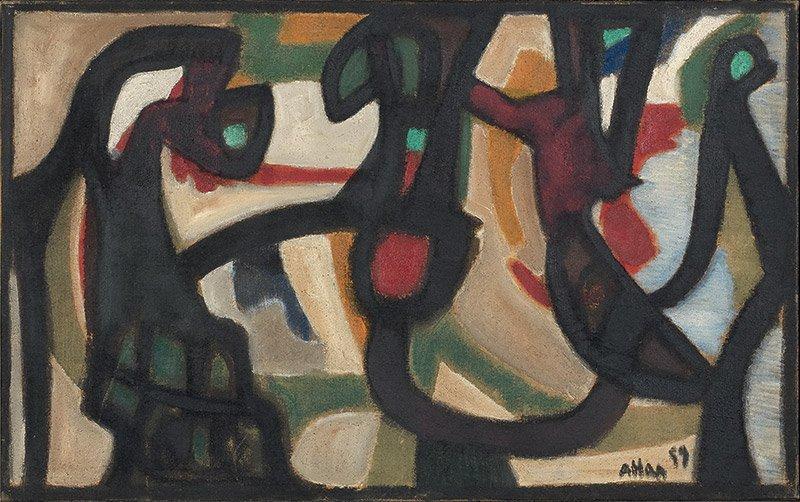 Jean- Michel ATLAN (1913-1960)