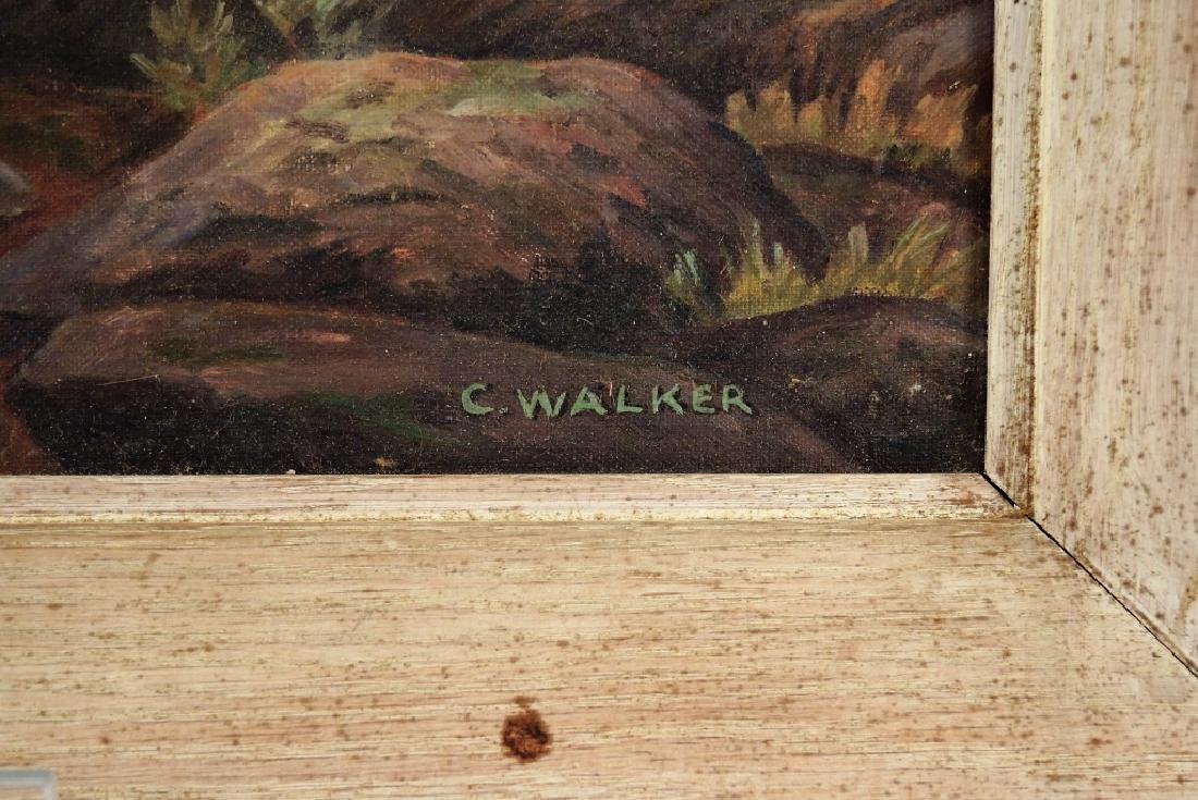C. WALKER (CANADIAN, 20TH CENTURY) - 4