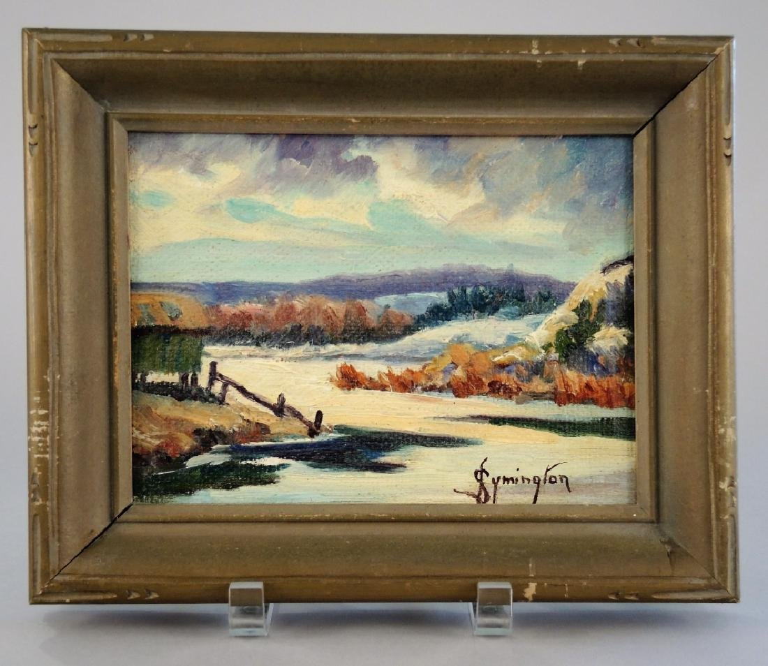JUANITA LEBARRE SYMINGTON (CANADIAN, 1904-1980)