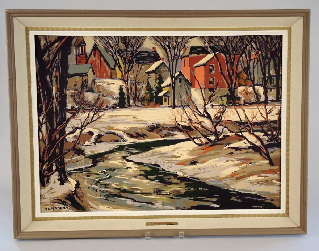 TOM ROBERTS (CANADIAN, 1909-1998)