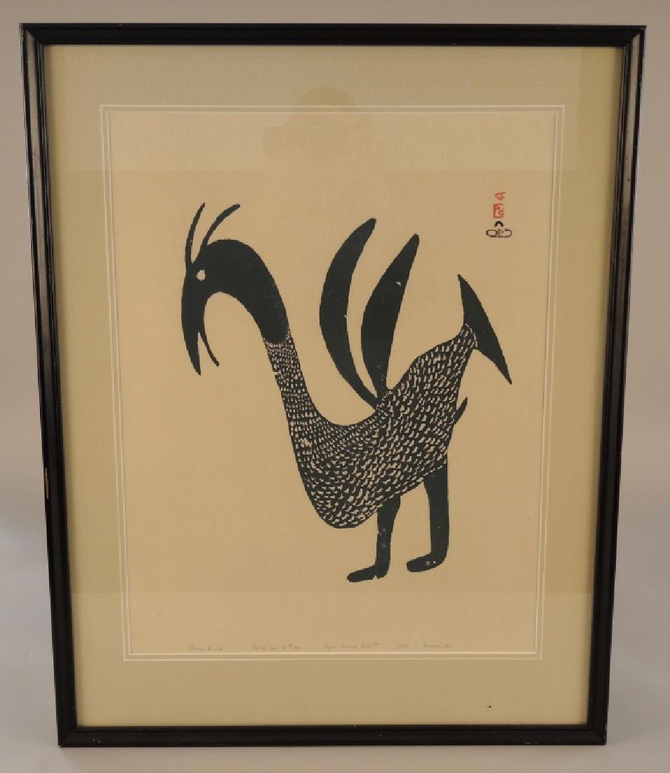 ANIRNIK OSHUITOQ (INUIT, 1902-1983)