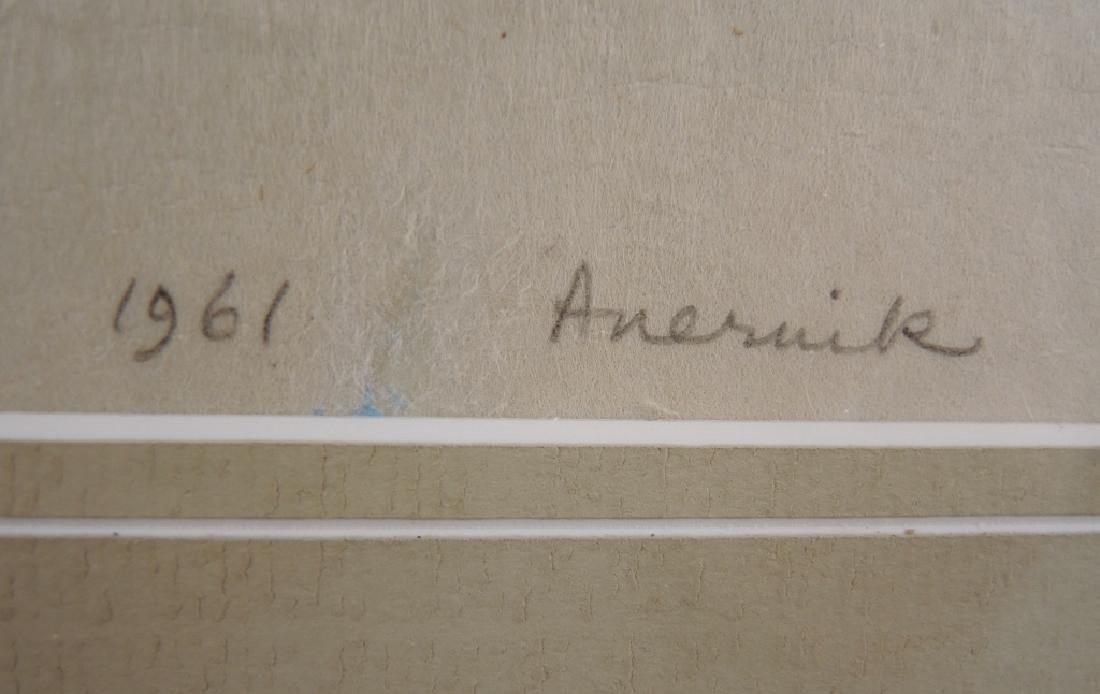ANIRNIK OSHUITOQ (INUIT, 1902-1983) - 6