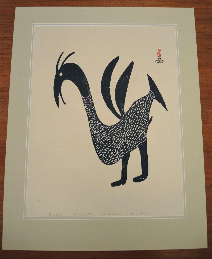 ANIRNIK OSHUITOQ (INUIT, 1902-1983) - 9