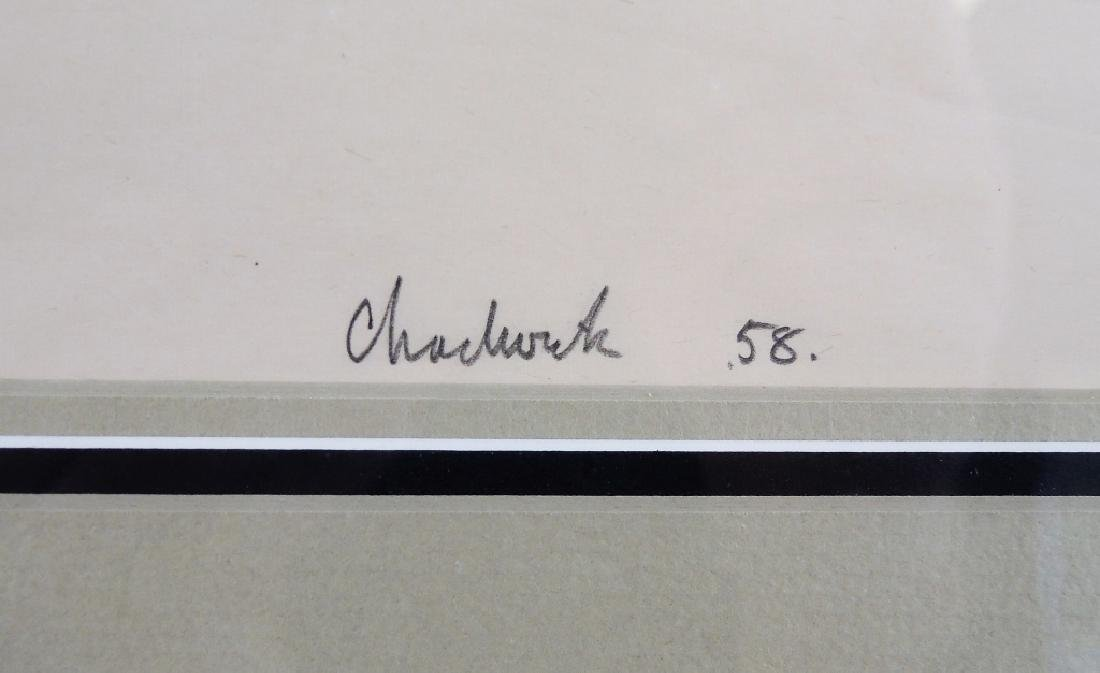 LYNN CHADWICK (BRITISH, 1914-2003) - 4