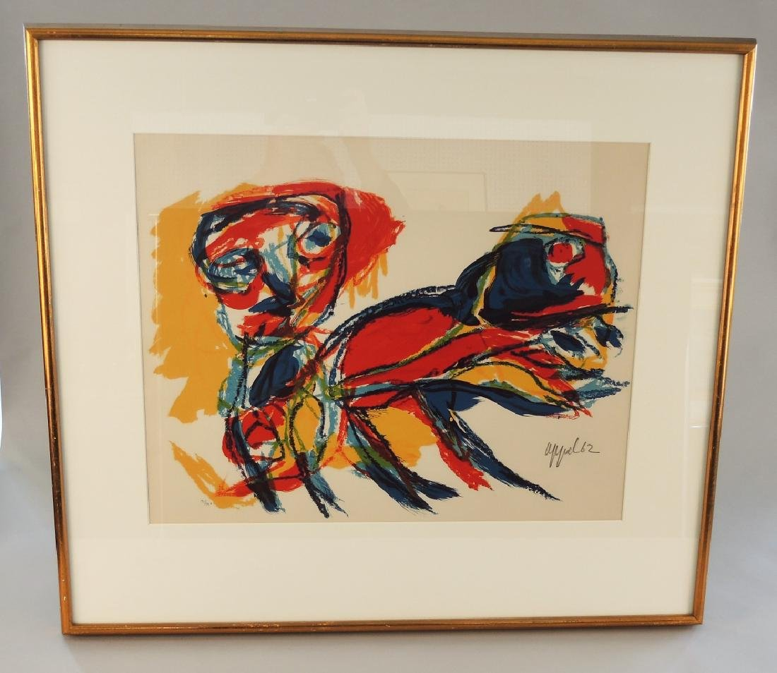 CHRISTIAAN KAREL APPEL (DUTCH, 1921-2006)
