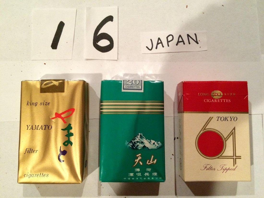 YAMATO TienShan Tokyo 64 3 packs JAPAN