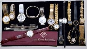 ASSORTED WRIST WATCHES - Condition: Age appropriate