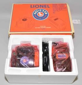 LIONEL TRANSFORMER #6-14 003 80 WATT TYPE BW WITH BOX -