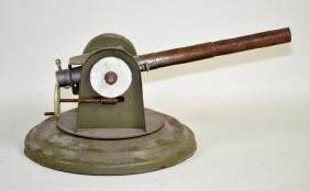 B&B ANTI-AIRCRAFT CANNON - Spring loaded projectile