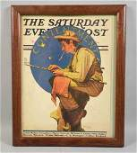NORMAN ROCKWELL, The Saturday Evening Post Magazine