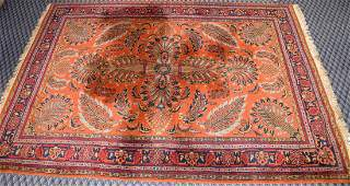 ORIENTAL RUG 66W x 96L Condition Age appropriate